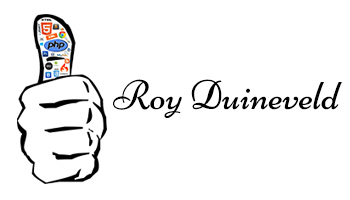 Roy Duineveld logo