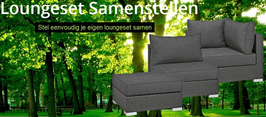 Loungeset samenstellen logo