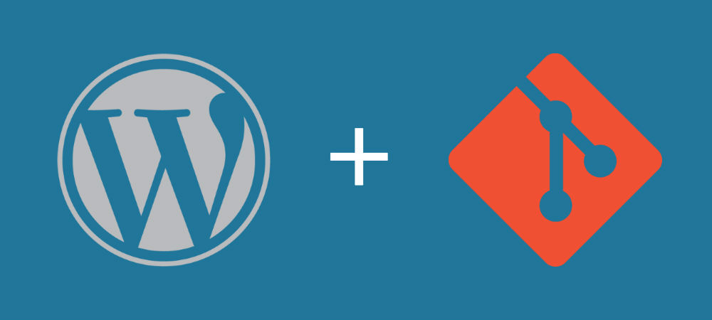 Wordpress with GIT