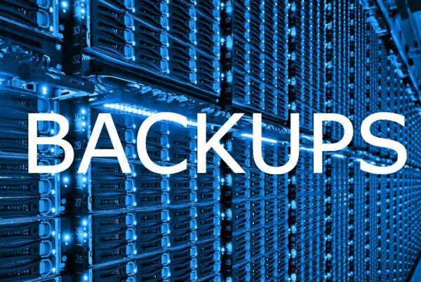 Server backups